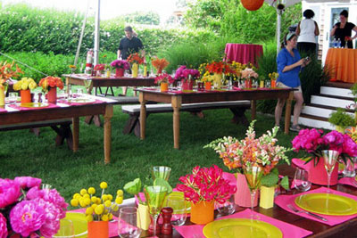 budget garden party