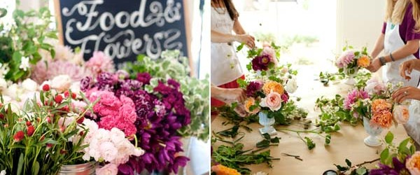flower-arranging-class-bridal-shower-idea-9
