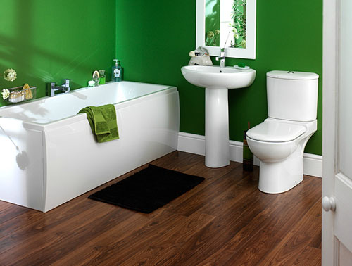 Get Your Green On: Making Your Bathroom Eco-Friendly by pipeperfection.com.au
