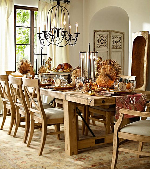 Thanksgiving Decor Ideas: Let Your Creative Juices Flow With These Neat Thanksgiving Decorating Ideas