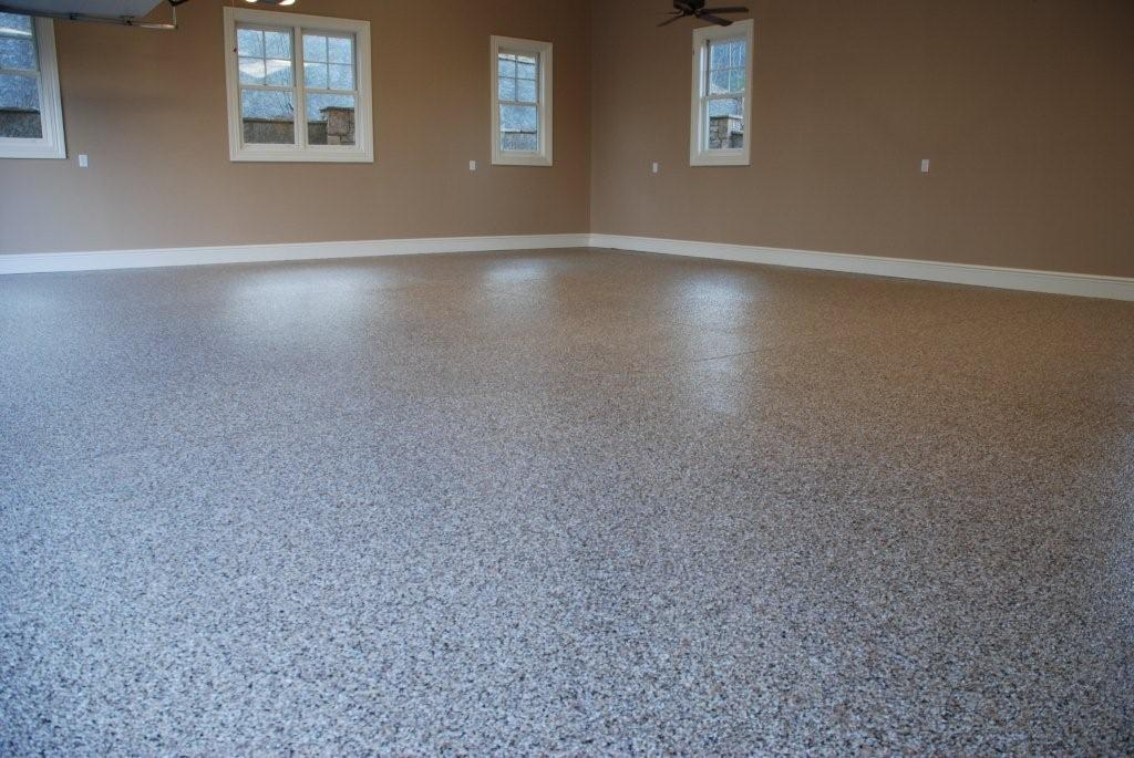 Spice Up Your Garage With a Great New Floor Coating System