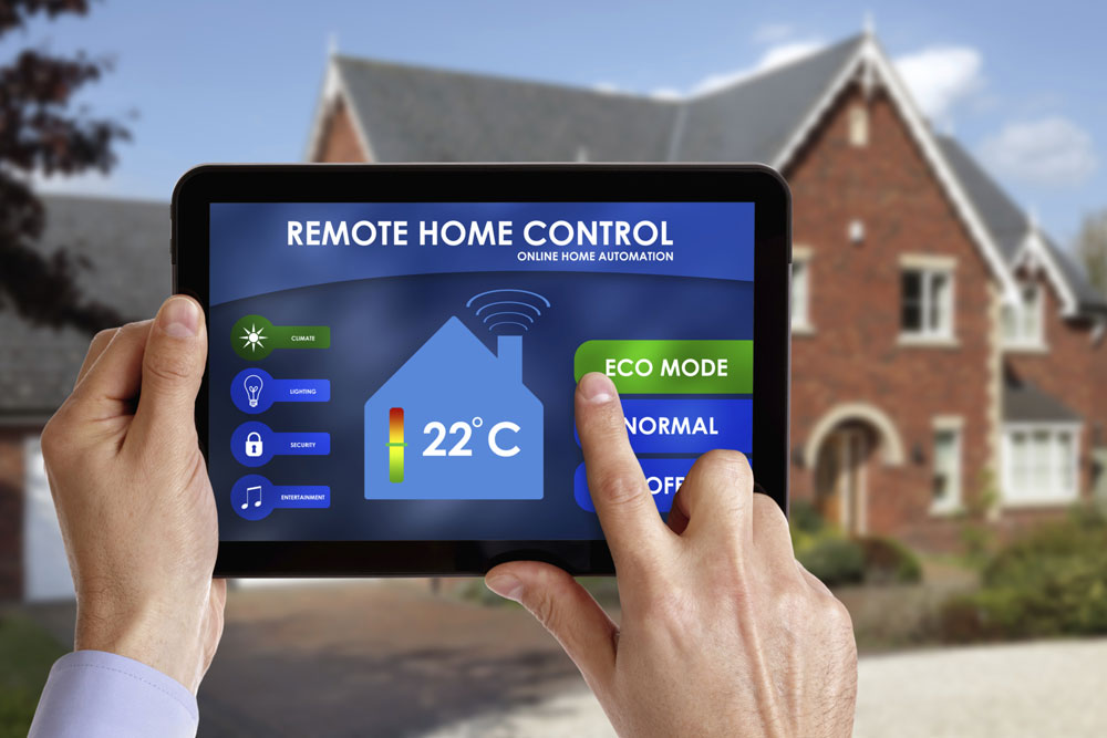 Making a Smarter Home