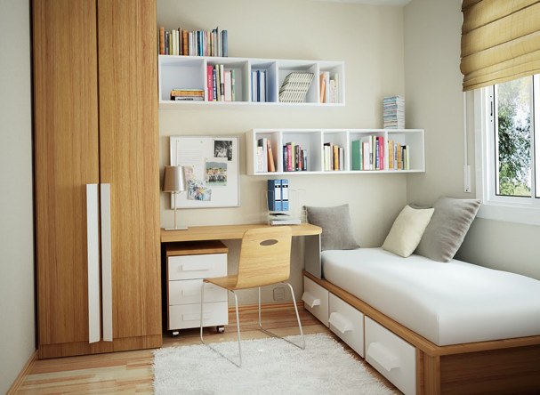 How To Maximise Small Spaces In The Home Artlies