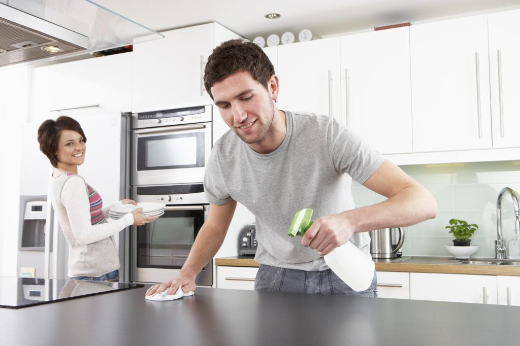 How To Clean Modular Kitchen Racks And Doors Artlies