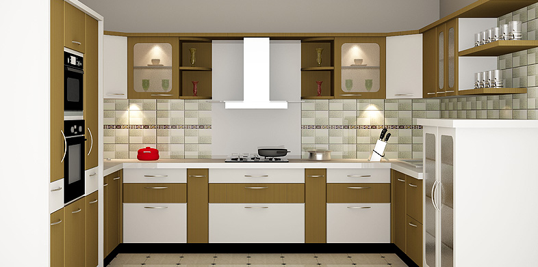 22 Jaw Dropping Small Kitchen Designs: 15 Jaw Dropping Modular Kitchen Designs Which Will Alarm